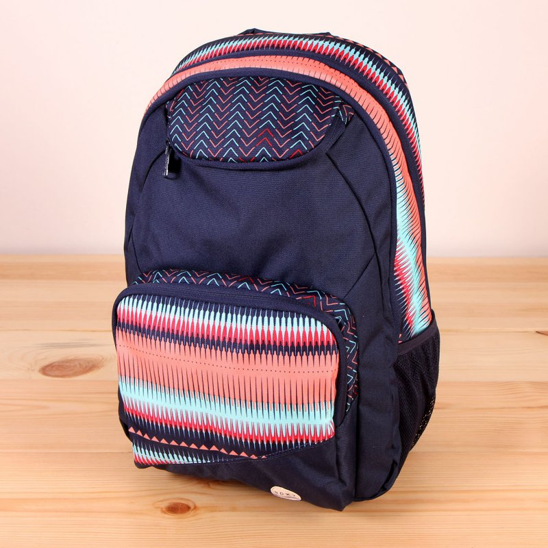 88bc2b5ed804a Plecak Roxy Shadow Swell - Jagged Stripe