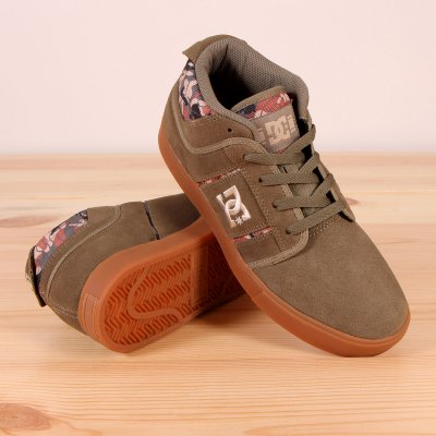 Buty DC RD Grand Mid SE - Military