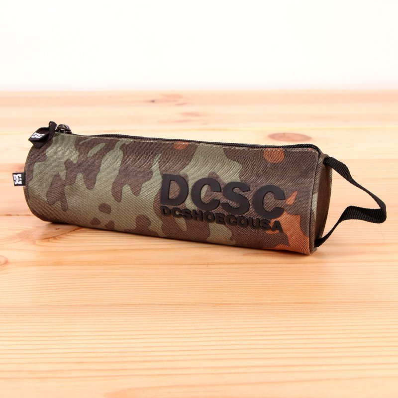Piórnik DC Tank - Camouflage Lodge