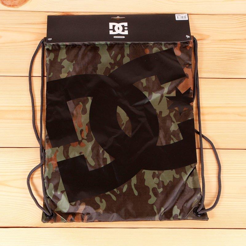 Worek DC Simpski - Camouflage Lodge