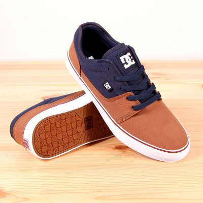 Buty DC Tonik TX - Brown/Blue/Red