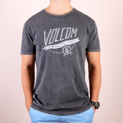 T-shirt Volcom Shaka SS - Black