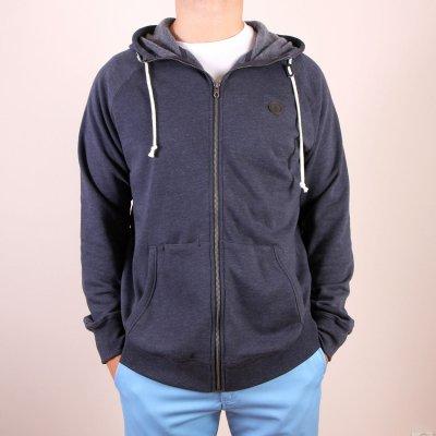 Bluza Volcom Pulli Basic Zip - Navy