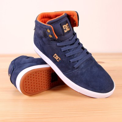 Buty DC Crisis High - Navy
