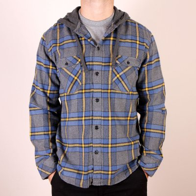 Koszula Quiksilver Rockyfist - Federal Blue