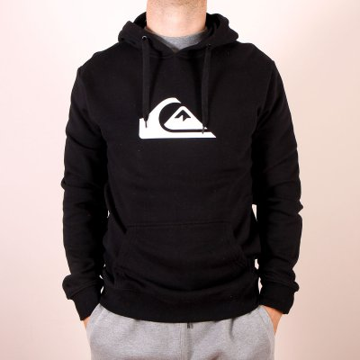 Bluza Quiksilver Everyday Hood - Anthracite