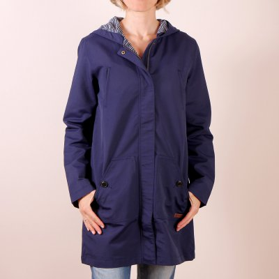 Kurtka Roxy Changing Tides - Patriot Blue