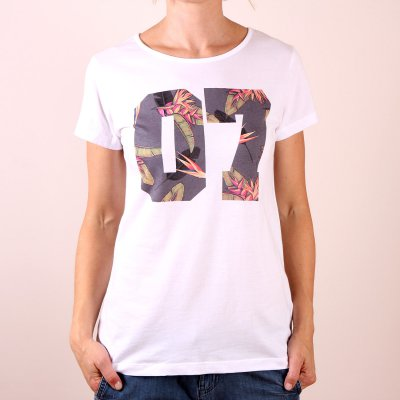 T-shirt DC Bird Tee - White