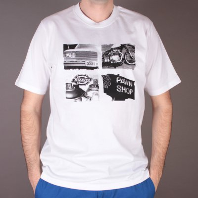 T-shirt Dickies Way of life - White