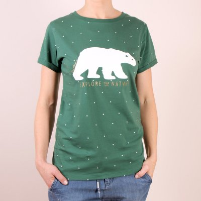T-shirt Femi Pleasure Polar - Sea