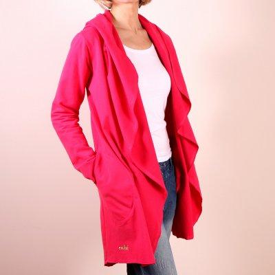Bluza Evokaii Summer Hood - Pink