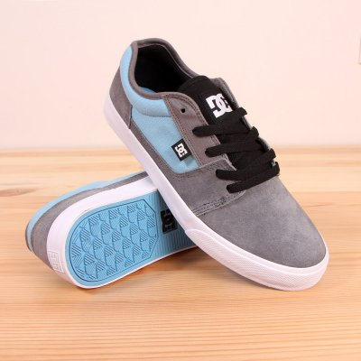Buty DC Tonik - Grey / Carolina Blue