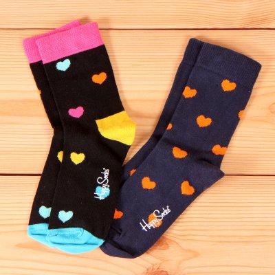 Dziecięce skarpetki Happy Socks - 2 pack