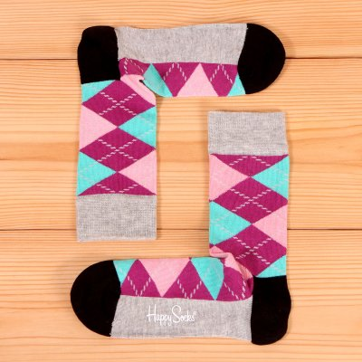 Skarpetki Happy Socks - Argyle