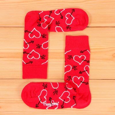 Skarpetki Happy Socks - Arrows and Hearts