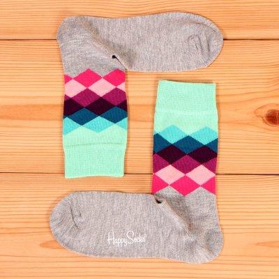Skarpetki Happy Socks - Faded Diamond
