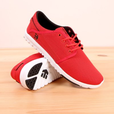 Buty Etnies Scout - Red/ White/ Black