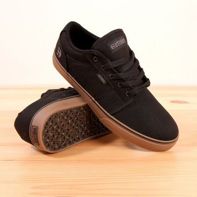 Buty Etnies Barge LS - Black/Grey/Gum