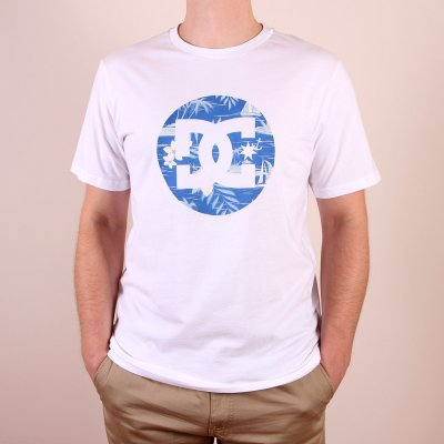 T-shirt DC Cruiser Island SS - White