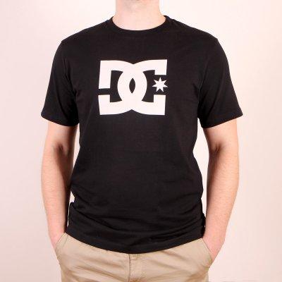 T-shirt DC Star SS - Black