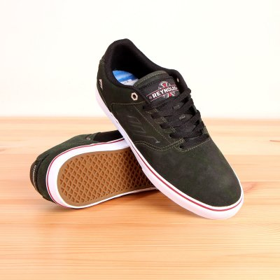 Buty Emerica The Reynolds Low Vulc x Indy - Dark Green