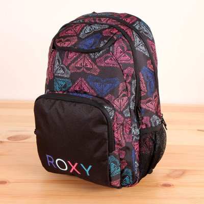 Plecak Roxy Shadow Swell - Interweave Logo Combo Pop Pink
