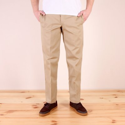 Spodnie Dickies 873 Slim Straight Work Pant - Khaki