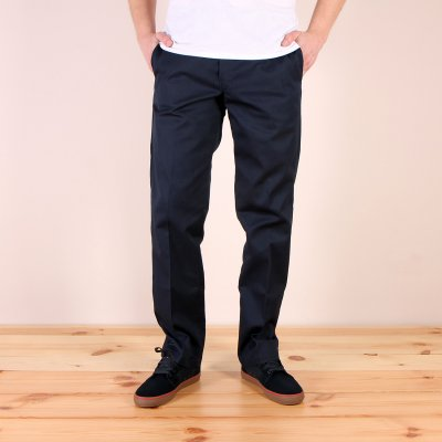 Spodnie Dickies 873 Slim Straight Work Pant - Dark Navy