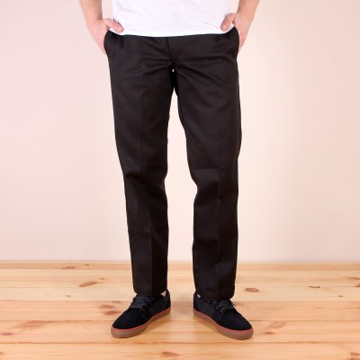Spodnie Dickies 873 Slim Straight Work Pant - Black