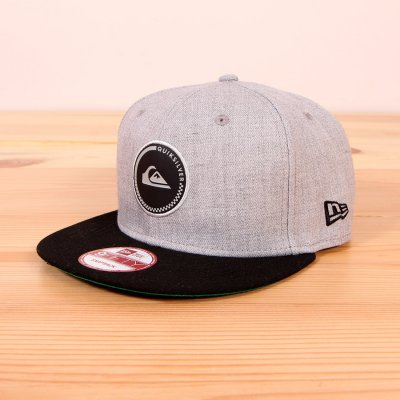 Czapka z daszkiem Quiksilver Stake - Medium Grey Heather