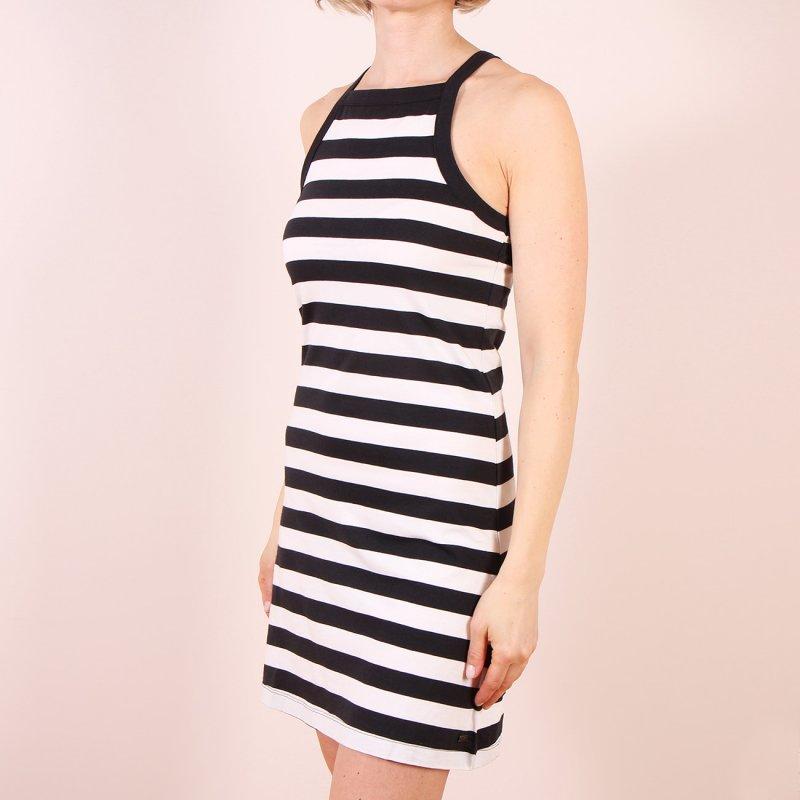 Sukienka Roxy Stranded On A Sandbar - Classic Stripe True Black 6545