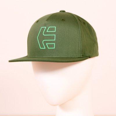 Czapka z daszkiem Etnies Icon 7 Snapback Hat - Military