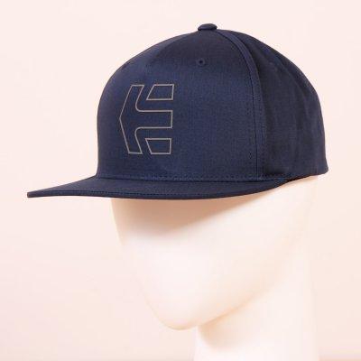 Czapka z daszkiem Etnies Icon 7 Snapback Hat - Navy/Grey