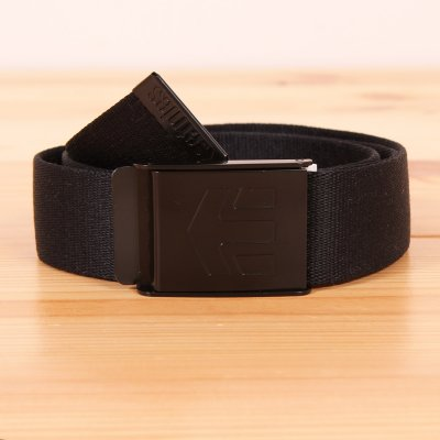 Pasek do spodni Etnies Staplez Belt - Black