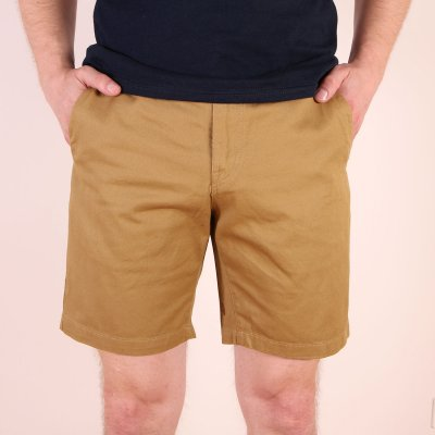 Szorty Volcom Frickin Regular Short - Dark Khaki