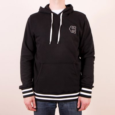 Bluza Etnies E Corp Pull Over HD - Black