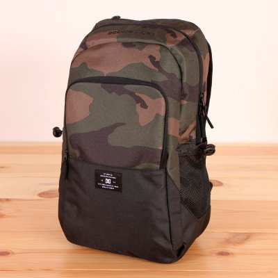 Plecak DC Detention II - Bold Camo Green