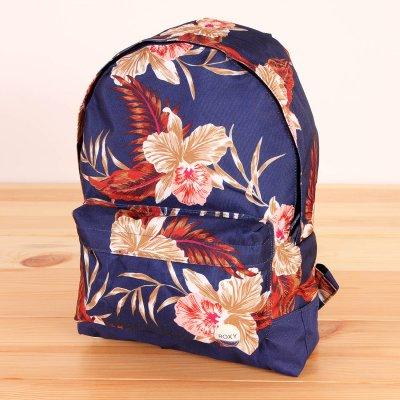Plecak Roxy Sugar Baby - Castaway Floral Blue Print
