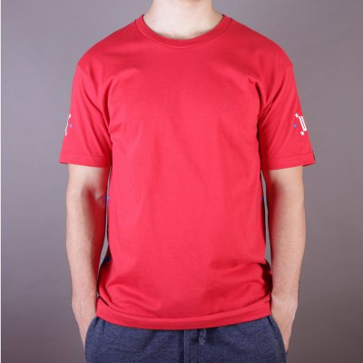 T-shirt Undefeated Global - Red