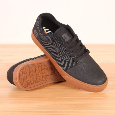 Buty DC Tonic KB - Black / Grey / Brown
