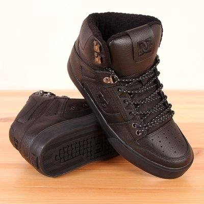 Buty DC Spartan High WC SE - Black 3
