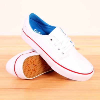 Buty DC Trase TX - White / Blue / Red